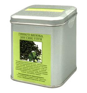Как правильно заваривать чай Гинкго Билоба в домашних условиях
